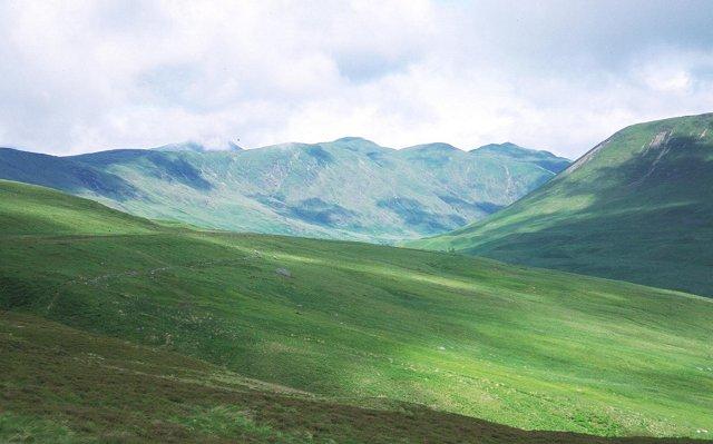 Upper Glen Artney
