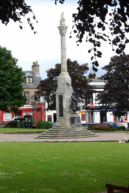 War Memorial Blairgowrie