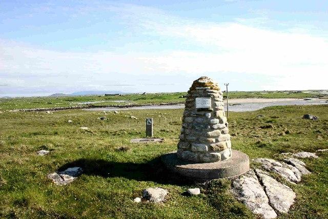 Air ambulance monument