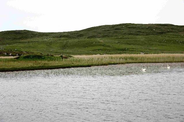 Dun in Loch an Eilean