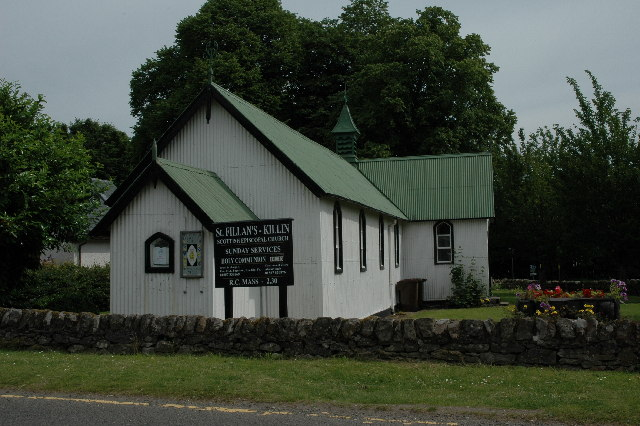 St. Fillan's Episcopal Church, Killin