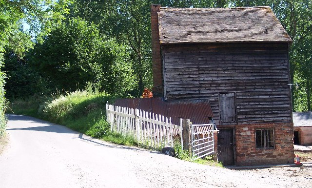 Clencher's Mill