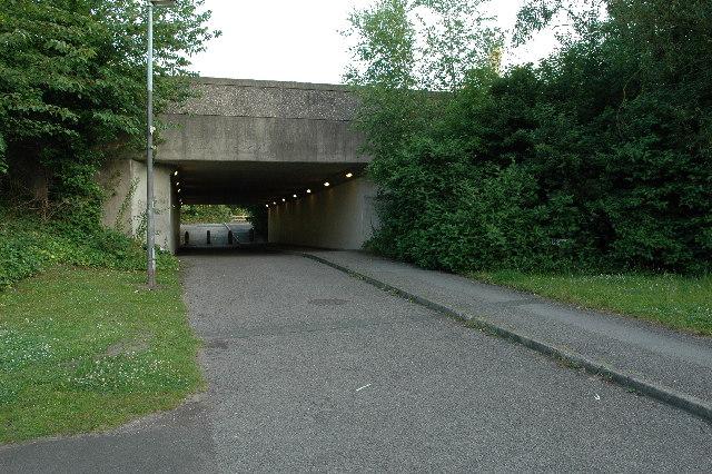 Lowes Farm Subway, Birchwood, Warrington.