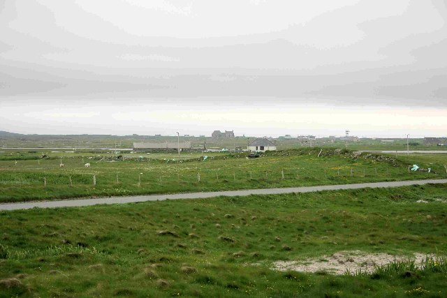 Crofts on Benbecula