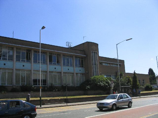 Romford Bus Garage, North Street, Romford, Essex