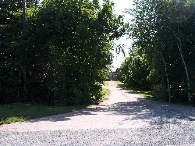 Argus Farm Driveway