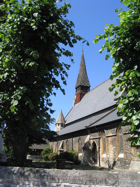St. Andrew's Church, Romford, Essex