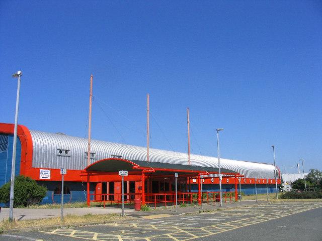Romford Ice Rink, Rom Valley Way, Romford, Essex