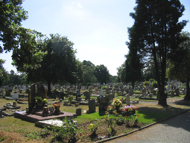 Oldchurch Cemetery, Oldchurch Road, Romford, Essex