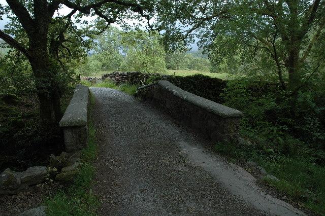 Buchan Bridge, Glentrool.