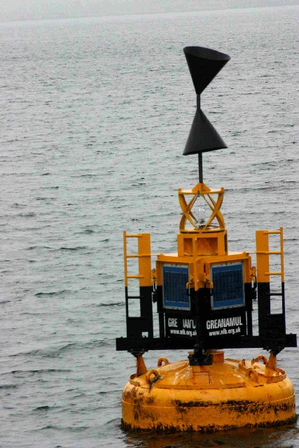 The Greanamul Buoy