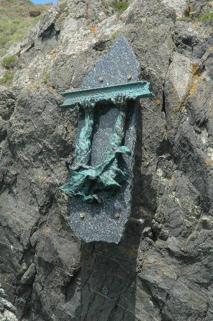 A tribute to the Lifeboatmen of Portpatrick