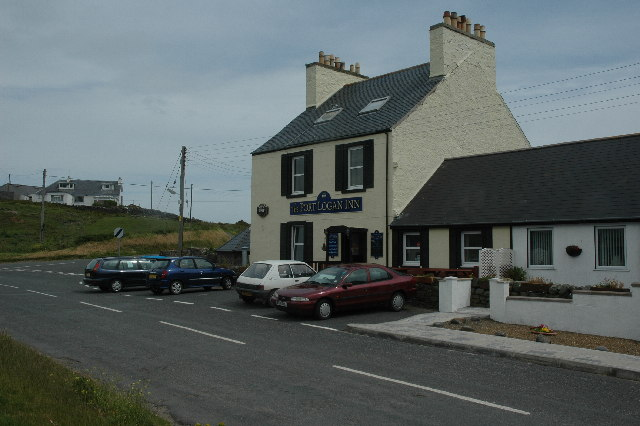 The Port Logan Inn, Port Logan