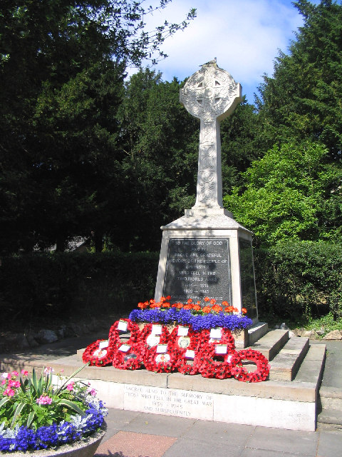 War Memorial, Corbets Tey Road, Upminster, Essex