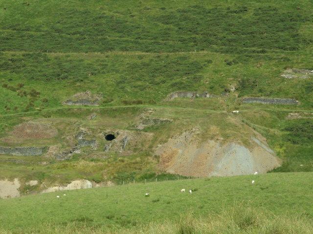 Blaen Ceulan Lead Mine