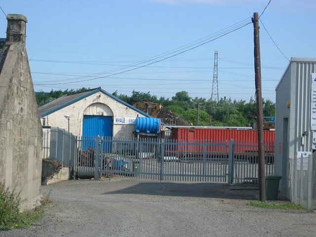 Edgefield Industrial Estate.