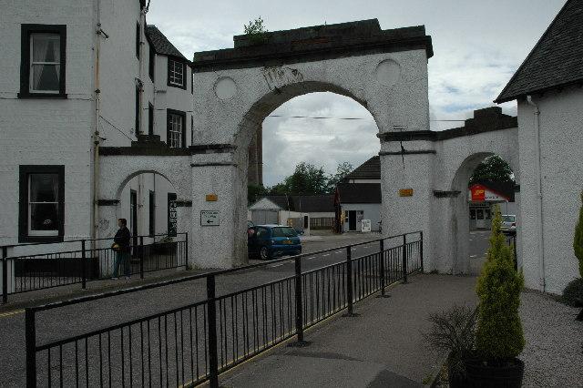 Archway, Inveraray