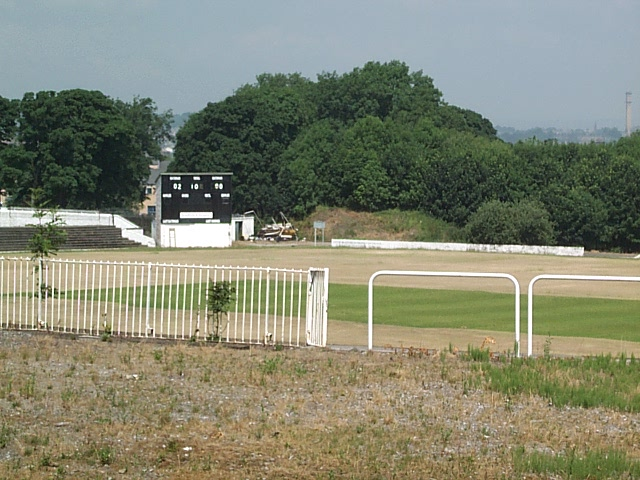 Bradford Park Avenue cricket ground