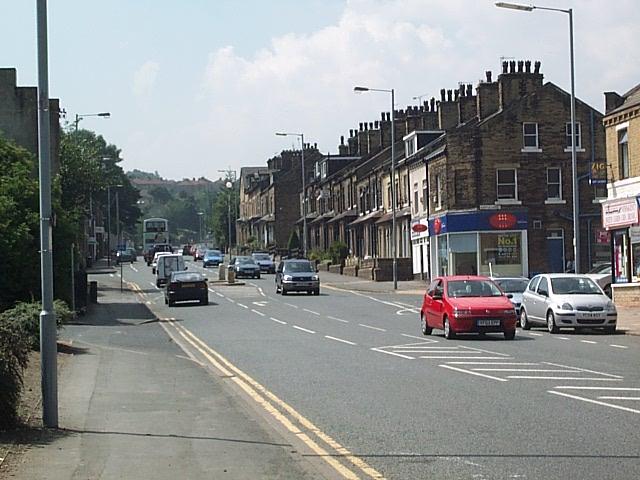 Great Horton Road