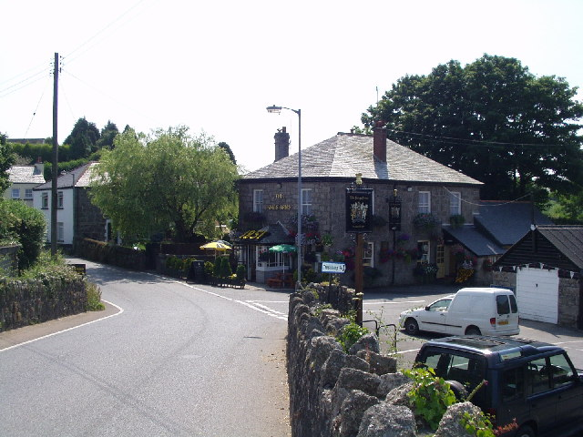 The King's Arms Pub, Bridges (Luxulyan)