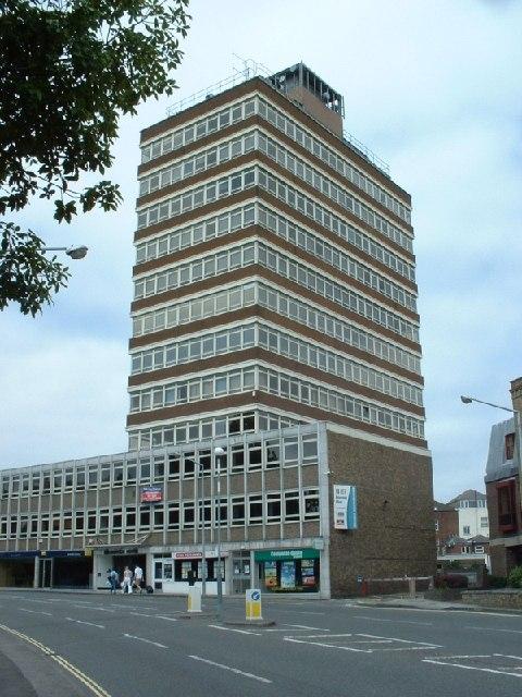 Brunswick Place, Southampton