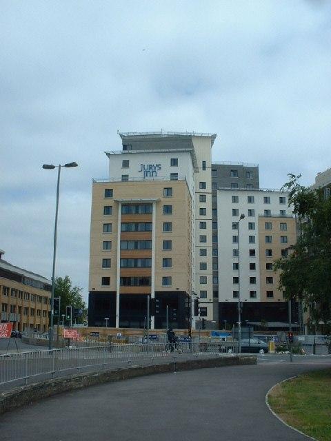 Jury's Inn Hotel, Southampton