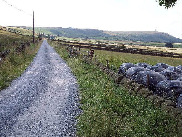 Pennine Bridleway at Kilnshaw Lane
