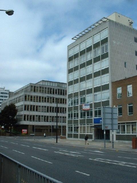 Cumberland Place, Southampton
