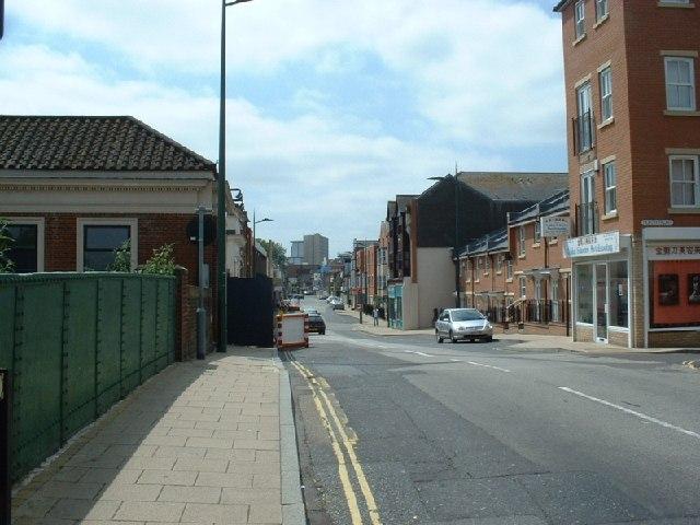 St Mary's Street, Southampton