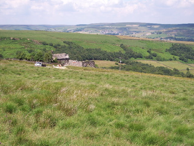 Bell House, Cragg Vale