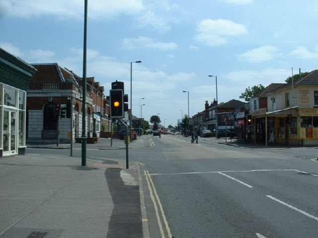 Foyes Corner, Southampton