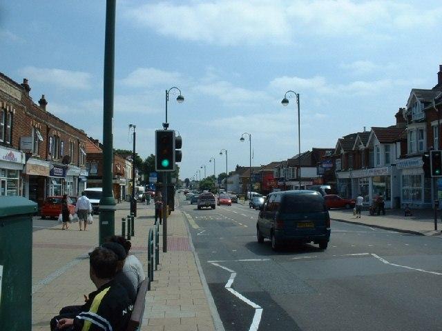 Shirley Road, Southampton