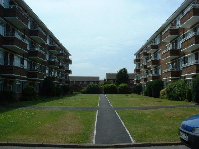 Flats, Shirley, Southampton
