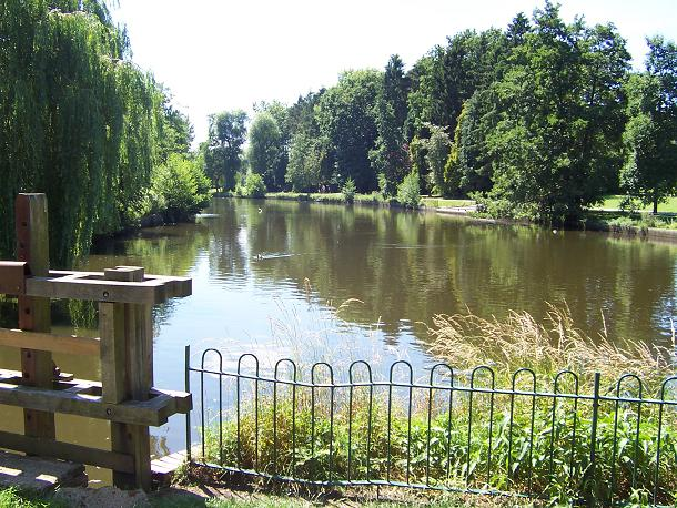 The Lake, Brueton Park, Solihull