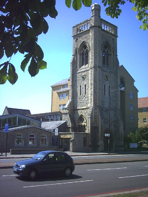Immanuel and St. Andrew Church, Streatham High Road.