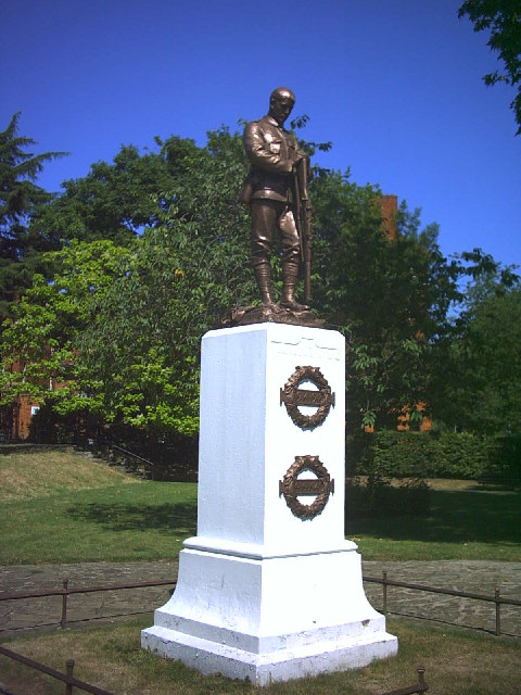 War Memorial, Streatham