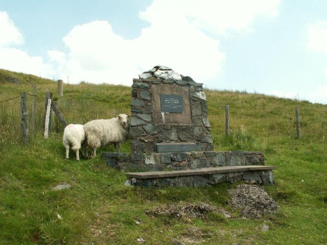 Owain Glyndwr memorial