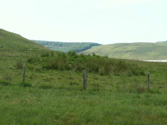 Round Cairn, Nant-y-Moch