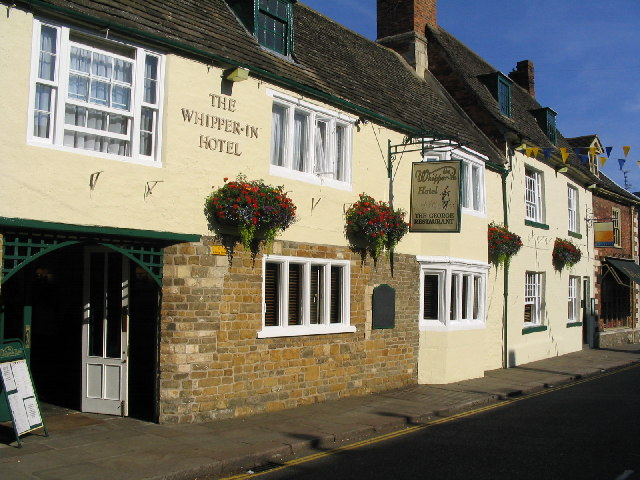 The Whipper-In Hotel, Oakham