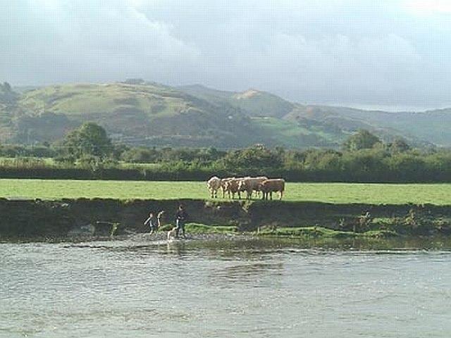 River Dovey - Afon Dyfi