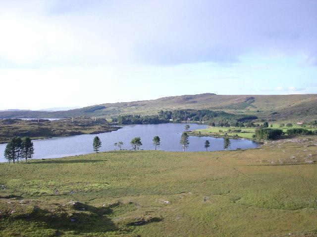 Loch nan Dailthean