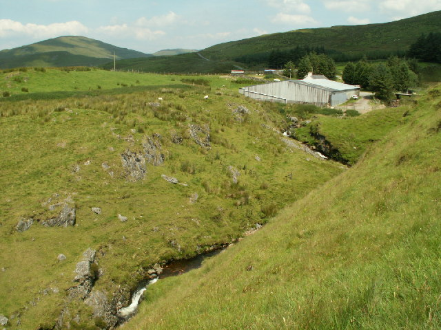 Stream, Afon Rheidol