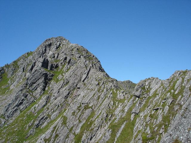 Forcan Ridge  The Saddle Glen Sheil
