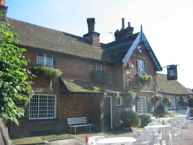 White Hart Inn Bedmond