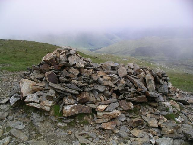 Beinn Heasgarnich : Munro No 62