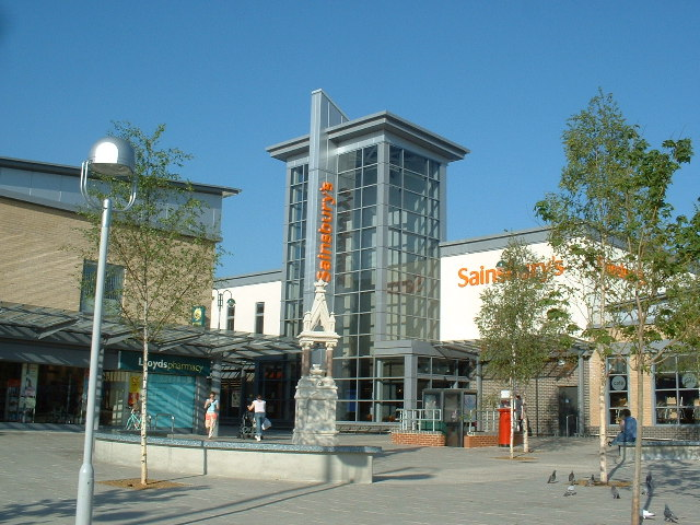 Sainsbury's, Shirley