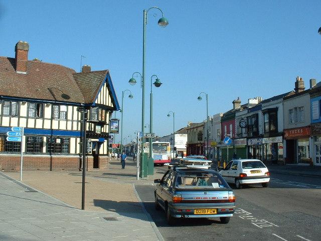 Shirley High Street, Southampton