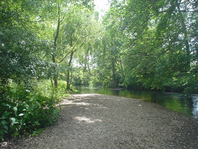 River Colne (Iver/Cowley borders)