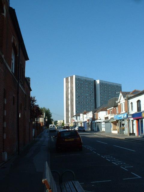 Church Street, Shirley, Southampton
