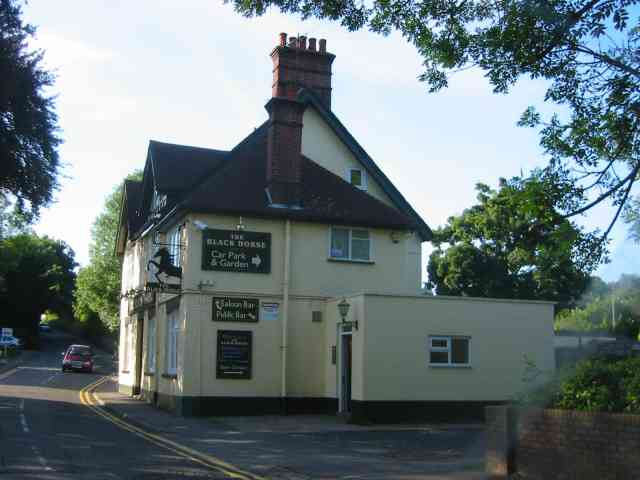 The Black Horse,   Tring